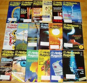 35x-Natur-Heilpraxis-Magazin-1990er-Heilpraktiker-Medizin-alternativ-Heilkunde