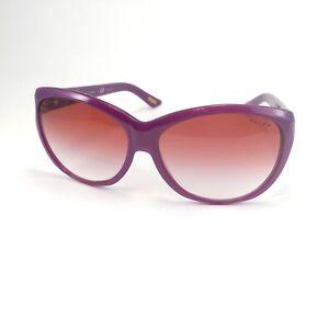 7488d Lauren Ra 5078 Ralph Berry Purple Frame Gradient Sunglasses 4A3RjL5