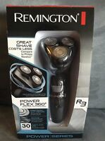 Remington Power Flex 360 R3 Cordless Men's Razor 30 Minute Runtime -