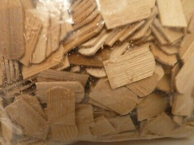 Hexagon #63B Split Wood 315pcs 1//12 scale dollhouse made in USA Shingles