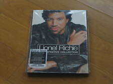 LIONEL RICHIE THE DEFINITIVE COLLECTION RARE OOP 2CD+DVD BOX