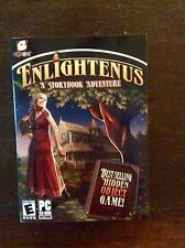 Rating E-Everyone-Video Game-Enlightenus (PC, 2010)-Windows XP/Vista/7