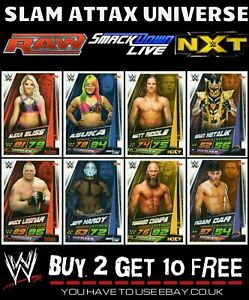 Topps Slam Attax Live-mapa 213-Lacey Evans-NXT