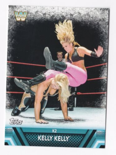 2017 Topps WWE Women/'s Division FINISHERS NXT Divas PYC Pick Your Card base Nia