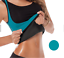 Hot Sweat Sauna Body Shaper Women Slimming Vest Thermo Weight Loss Waist Trainer