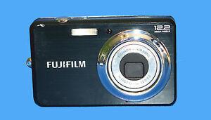 fujifilm finepix j series j40 12 0mp digital camera black faulty rh ebay co uk