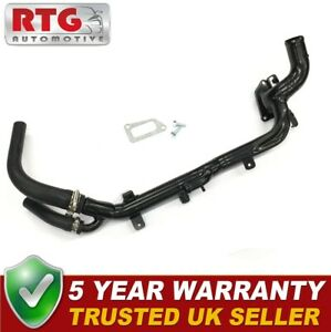 Metal Front Coolant Water Pipe For Astra Signum Vectra Zafira Saab1.9D 150bhp