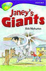 Oxford Reading Tree: Stage 11: TreeTops: Janey's Giants: Janey Giants by Nick Warburton (Paperback, 1997)