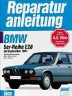 BMW 520i / 525i / 525e / 528i / M 535i (2012, Kunststoffeinband)