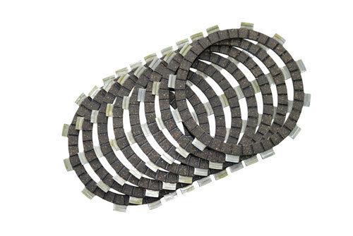 YAMAHA SR500 TT500 CLUTCH PLATE SET 8 Friction Plates Include CD-2296