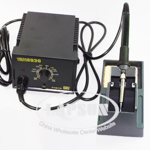 220V YOUYUE 936 60W Electronic SMD Soldering Station//Iron F Mobile Phone Repair