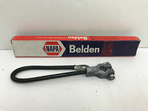 Battery Cable NAPA BELDEN fits 1970-2005 Chevrolet GMC Pontiac Buick Cadillac