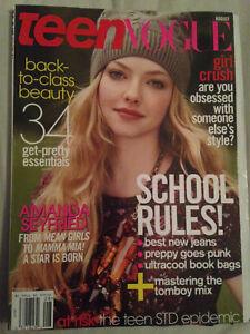 Std teen magazine