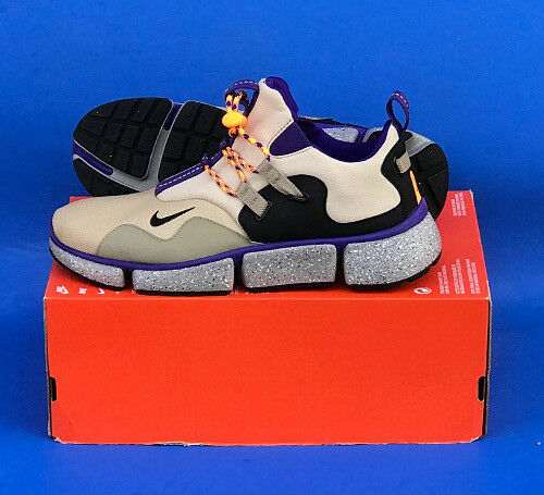 Hombre talla nike navaja / zapatos talla Hombre 9 / tan-Negro-Morado-Marrón c620b7
