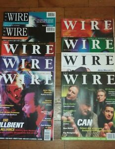 WIRE-MAGAZINE-BACK-ISSUES-150-159-3-99-Each-Free-Postage-You-Choose