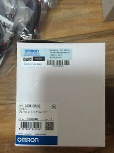 New-in-box-Omron-PLC-CJ2M-CPU32-CJ2MCPU32