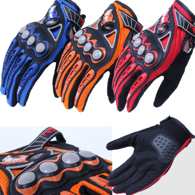 Motorcycle Motorbike Dirt Bike Sports Racing Riding Full Finger Antiskid Gloves