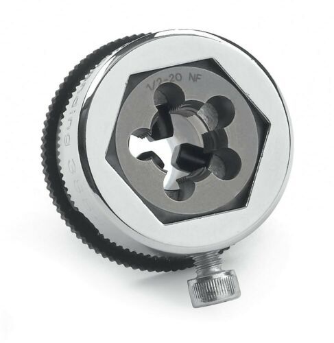 114-Piece GearWrench Ratcheting Tap And Die Set Hand Tool Auto locking Steel