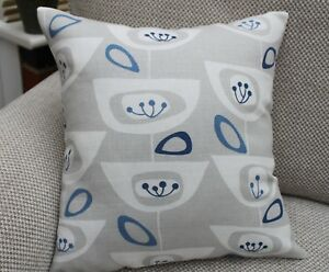 36e8956c82f Image is loading JOHN-LEWIS-SEEDHEADS-CUSHION-COVER-BLUE-NAVY-GREY-