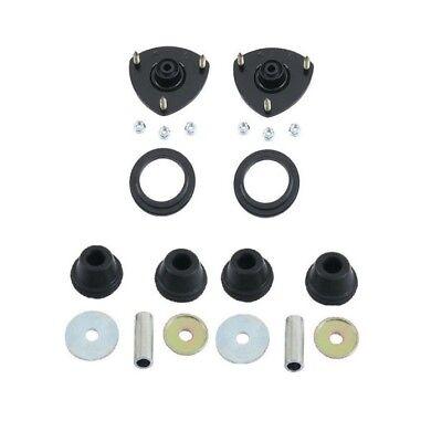 For Acura RSX Honda CR-V Element KYB Front /& Rear Suspension Strut Mounts KIT