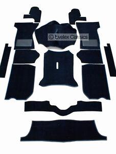 TRIUMPH-Spitfire-MK1-MK2-MK3-MK4-1500-NUOVO-Antonio-Tappeto-Set-OE-Quality