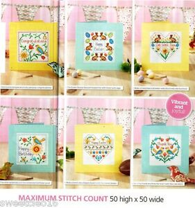 CARDS-FOR-SPRING-CROSS-STITCH-PATTERN-ONLY-6E71Q