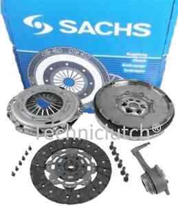 VW-Bora-1-9-TDI-ARL-6-VITESSES-SACHS-Dual-Mass-Flywheel-DMF-et-Clutch-Kit-avec-le-SCC