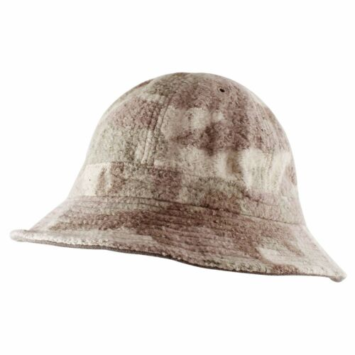 Thick Warm Camouflage Hiking Fishing Beach Sun Bucket Hat Women Men Year Round