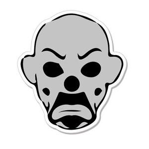 "Skull Grenade Scary Evil car bumper sticker decal 5/"" x 4/"""