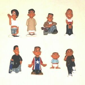 New! Homies Mijos Series 3 Complete Set Of 8 Figurines ...