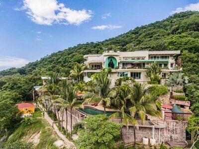 Villa en Venta, Boca de Tomatlan, Puerto Vallarta, 9,000,000 USD