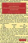 Gesammelte Sprachwissenschaftliche Schriften by Rudolf von Raumer (Paperback, 2013)