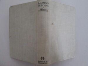 Acceptable-Balanced-burdens-Robertson-Stuart-1930-01-01-Inscribed-presentat