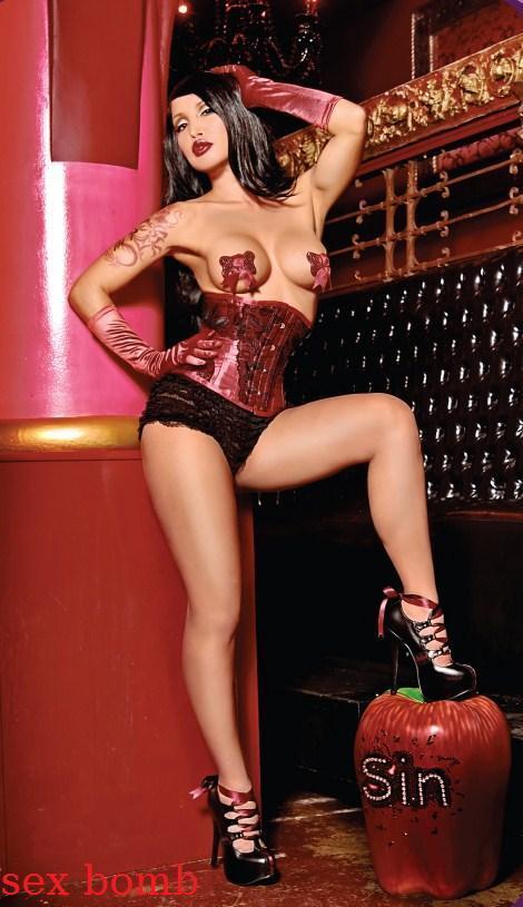 Sexy chaussures plateau invisibile invisibile invisibile tacco 14,5 dal 36 al 42 noir BORDEAUX burlesque a5bd09