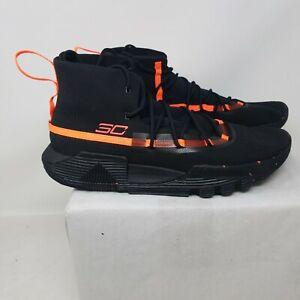 UA SC 3ZER0 II Basketball Shoes Black