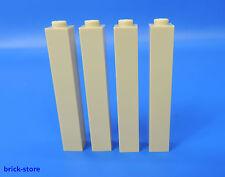 LEGO®  Nr.- 4112980 / 1x1x5 Basic Säule Stein beige / 4 Stück