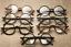 Unisex-Clear-Lens-Acetate-Wood-grain-Frame-Eyeglasses-Round-Retro-Glasses-Hot thumbnail 11