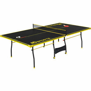 Ping Pong Table Tennis Standard Official Size Folding Portable Game Set  Outdoor
