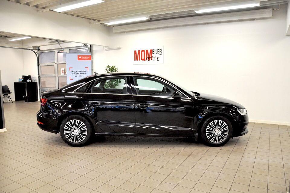Audi A3 1,6 TDi 110 Attraction Diesel modelår 2015 km 202000