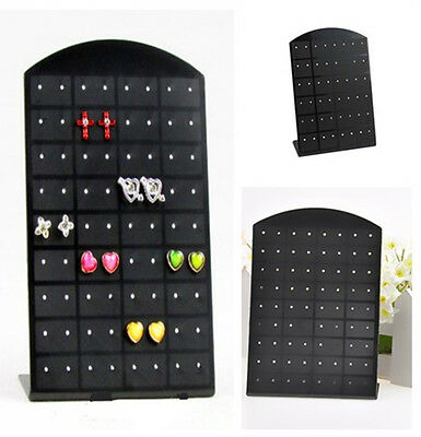 36 pairs Earrings Display Stand Convenient Jewelry Holder ShowCase Tool Rack one