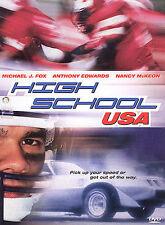 High School USA, New DVD, Anthony Edwards, Crystal Bernard, Dana Plato, Lauri He