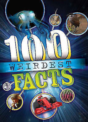 1 of 1 - The 100 Weirdest Facts Ever by Clive Gifford (Paperback, 2013)