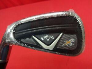 CALLAWAY-X2-Hot-STD-6-Iron-LH-Left-Handed-Factory-Stiff-Flex-Graphite-Shaft