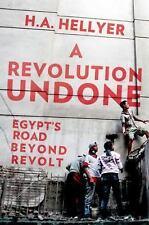 A Revolution Undone: Egypt's Road Beyond Revolt, Hellyer, H.A. Book
