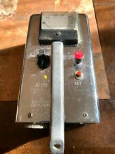 Technical Associates Juno Model 9 Radiation Meter Geiger Counter