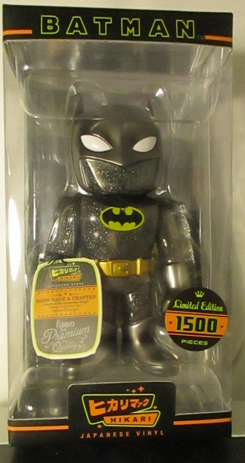 Funko Hikari Sofubi  Batman The dark Night Vinyl Figur Limitiert auf 1500