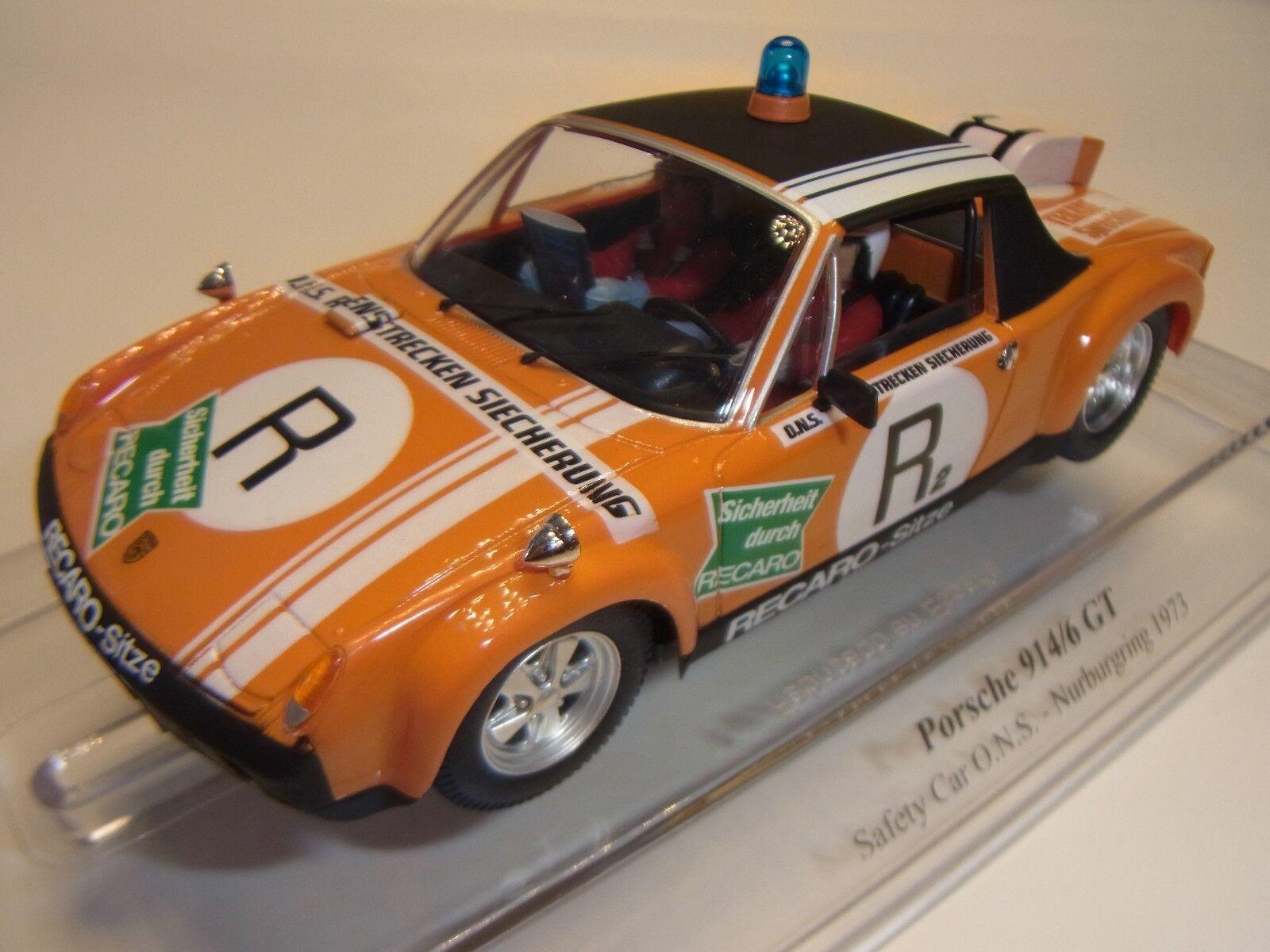 Src Porsche 914 6 Gt Safety Coche Ons SRC01605 Circuito de Slot 1  3 2 1973