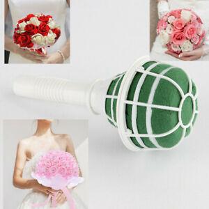 Wedding-Oasis-Belle-Bouquet-Holder-Bridal-Bride-Flower-Posy-Foam-Holder-UK-bgs