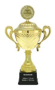 Henkel-Wanderpokal W001-a gold (H x B:45 x 26 cm) inkl.Emblem & Gravur 34,95 EUR