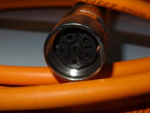 Cable SIEMENS 6FX8002-5CA01-1BA0 puissance 4x1.5 SIMODRIVE 10 mètres occasion
